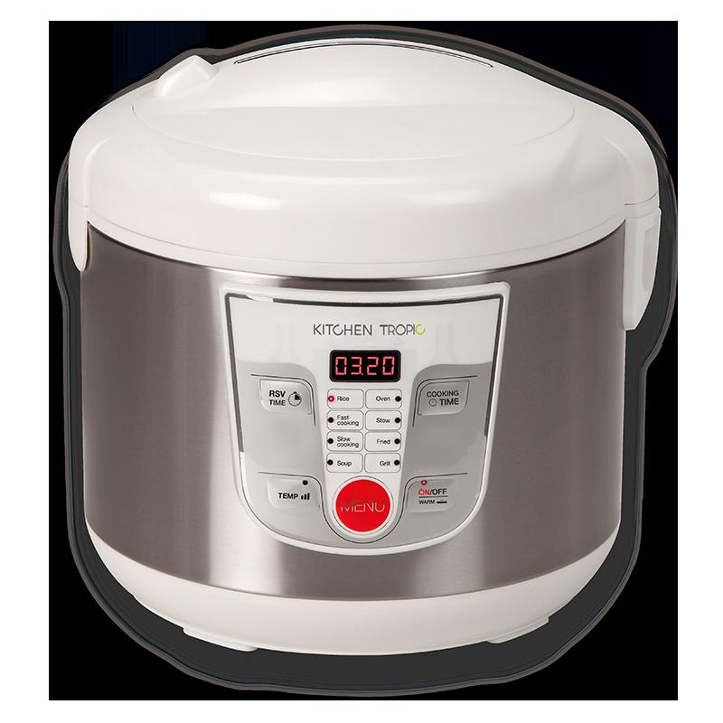 robot de cocina kitchen tropic