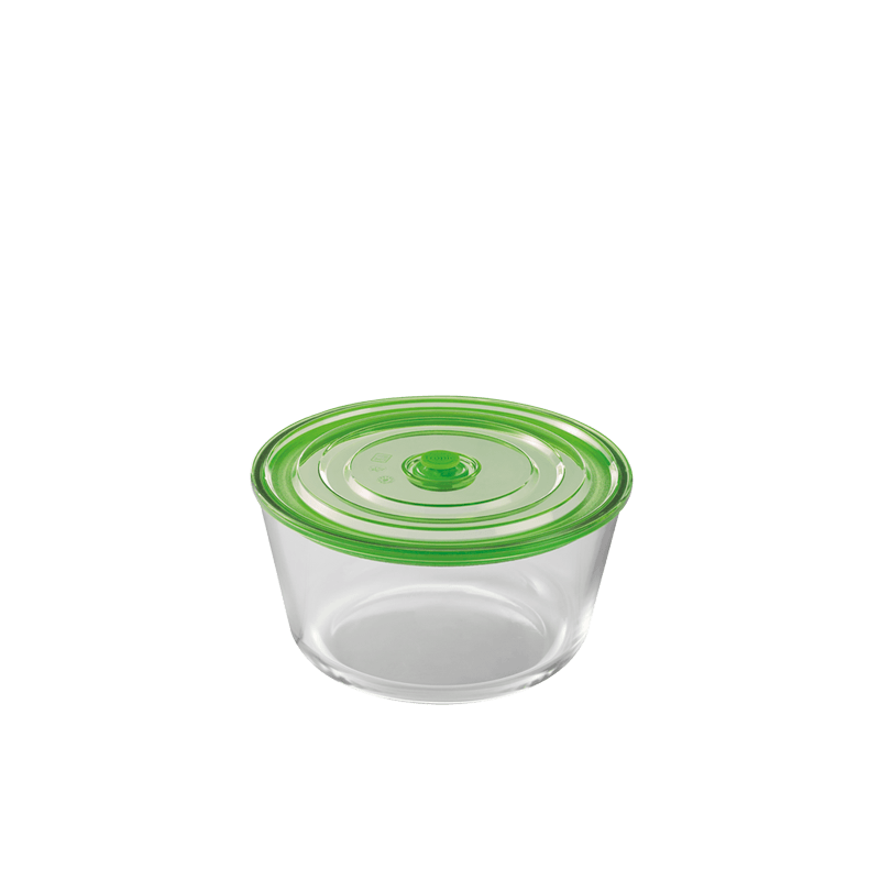 hermético circular de 0.3l kitchen tropic air