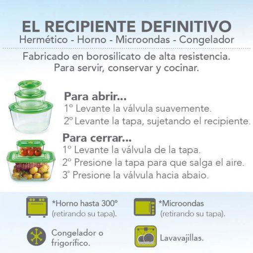 kitchen Tropic hermético Air system Descripción