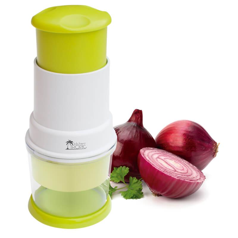 picador cebollas y vegetales Kitchen Tropic