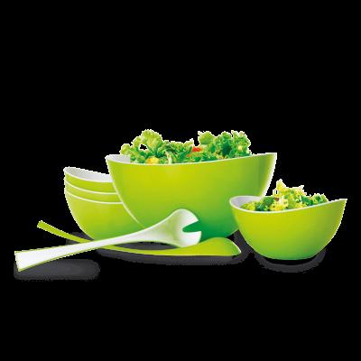 Set 7 piezas para ensalada - Kitchen Tropic